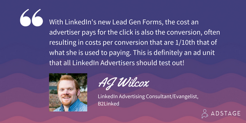 How to Set Up LinkedIn Lead Gen Forms and Sync Your CRM via blog.adstage.io
