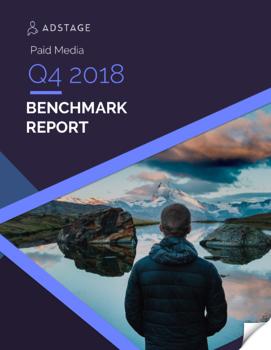 Q4 2018 Paid Media Benchmark Report