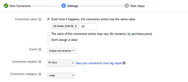 Conversion Tracking Ad Account via blog.adstage.io