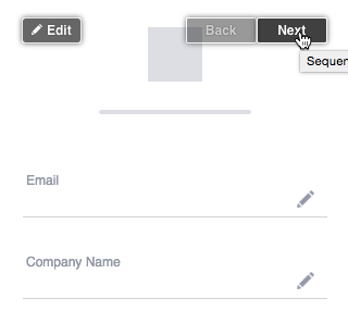 Facebook Lead Ads form preview