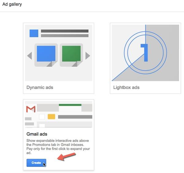 Google Display - Ad Gallery