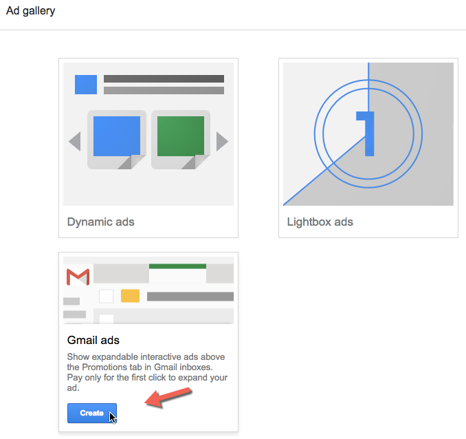 Google Display - Ad Gallery