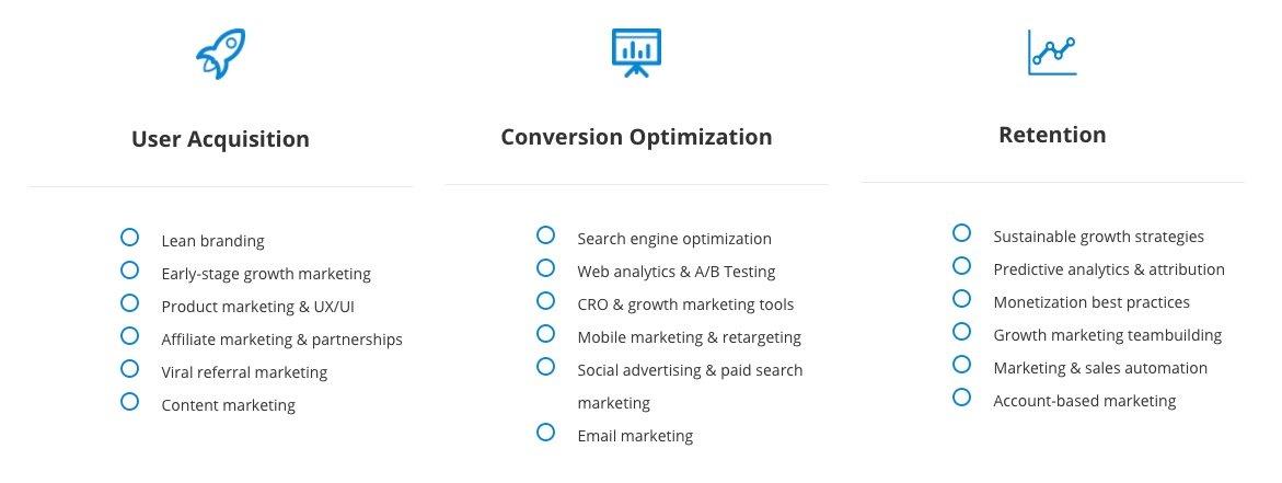 Growth Marketing Conf via blog.adstage.io