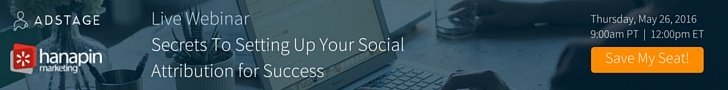 Hanapin Webinar Secrets to Setting Up Your Social Attribution for Success