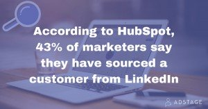 HubSpot Quote Creative Mobile Posts via blog.adstage.io