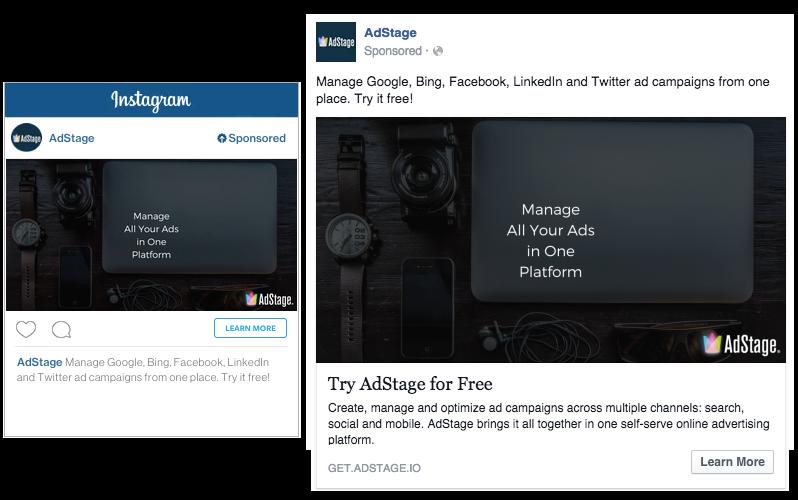 Instagram_vs._Newsfeed Ad