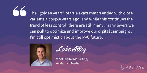 Experts Weigh in on Google's Exact Match Targeting Update via blog.adstage.io
