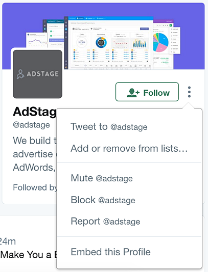 Twitter ABM Strategy