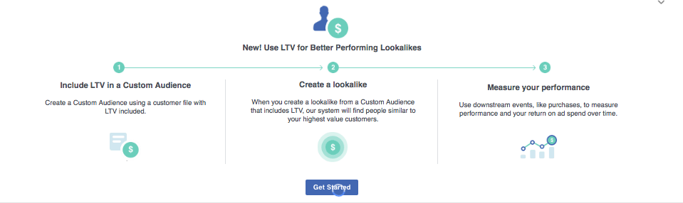 Quick Guide to Facebook Value-Based Lookalike Audiences