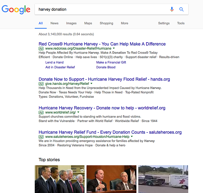 paid search marketing for branding - case studies