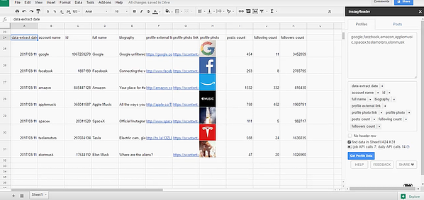 marketing add-ons for google docs