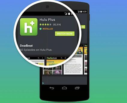 adwords mobile app engagement ads hulu