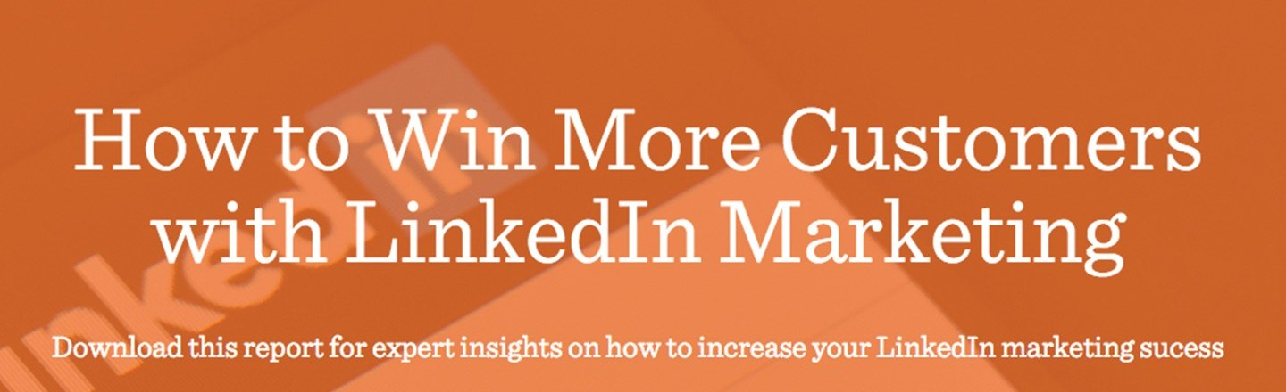 How to win more customers with LinkedIn marketing