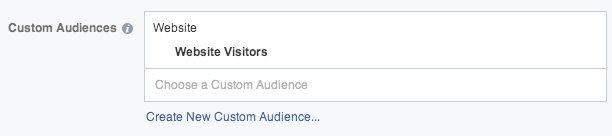 facebook ads targeting custom audiences