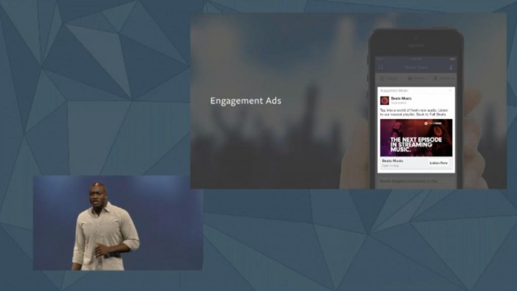 Facebook f8 grow engagement ads