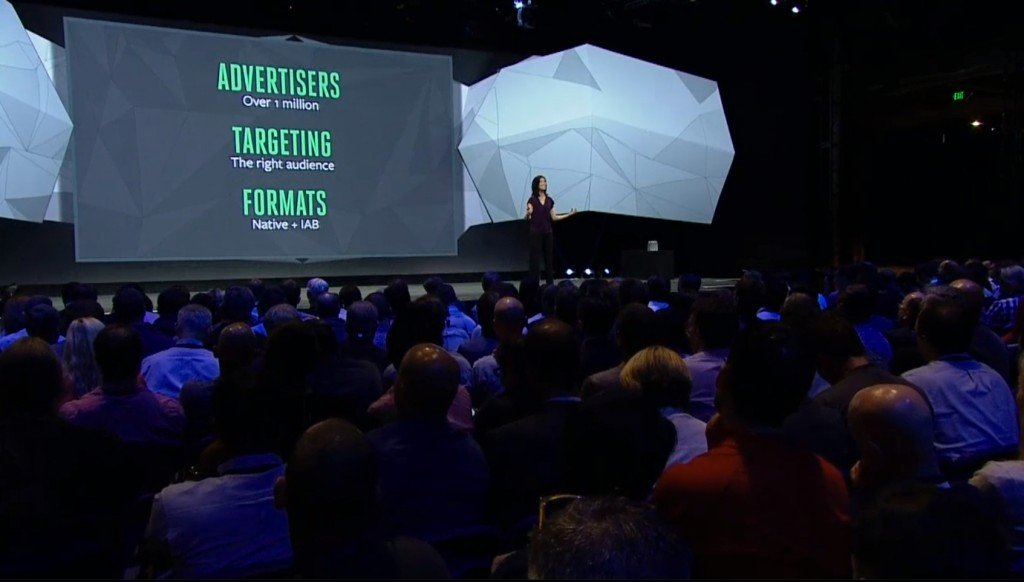 Facebook f8 monetize advertiser stats