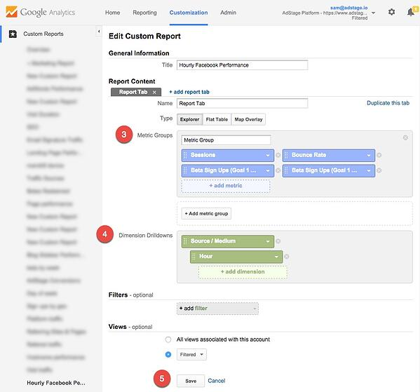 How to Analyze Facebook Ad Performance In Google Analytics