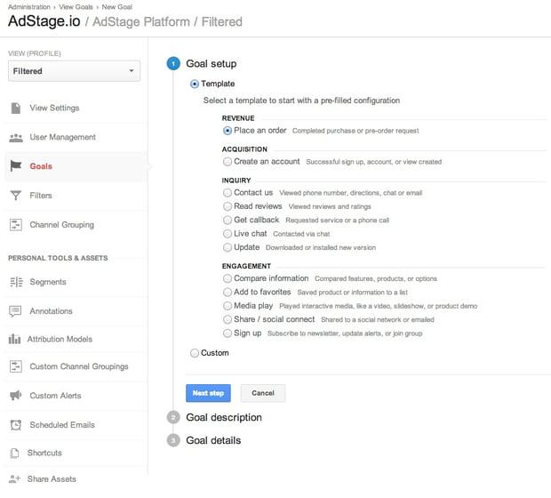 google-analytics-goals-page