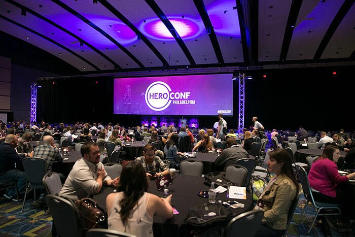 heroconf top PPC conferences to attend in 2018