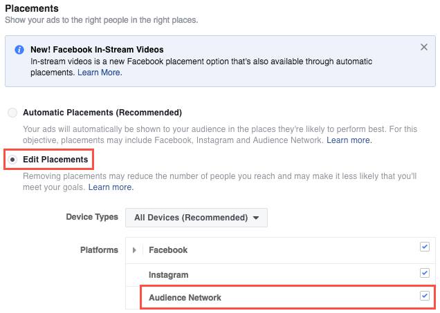Facebook Releases In-Stream Video Ads via blog.adstage.io