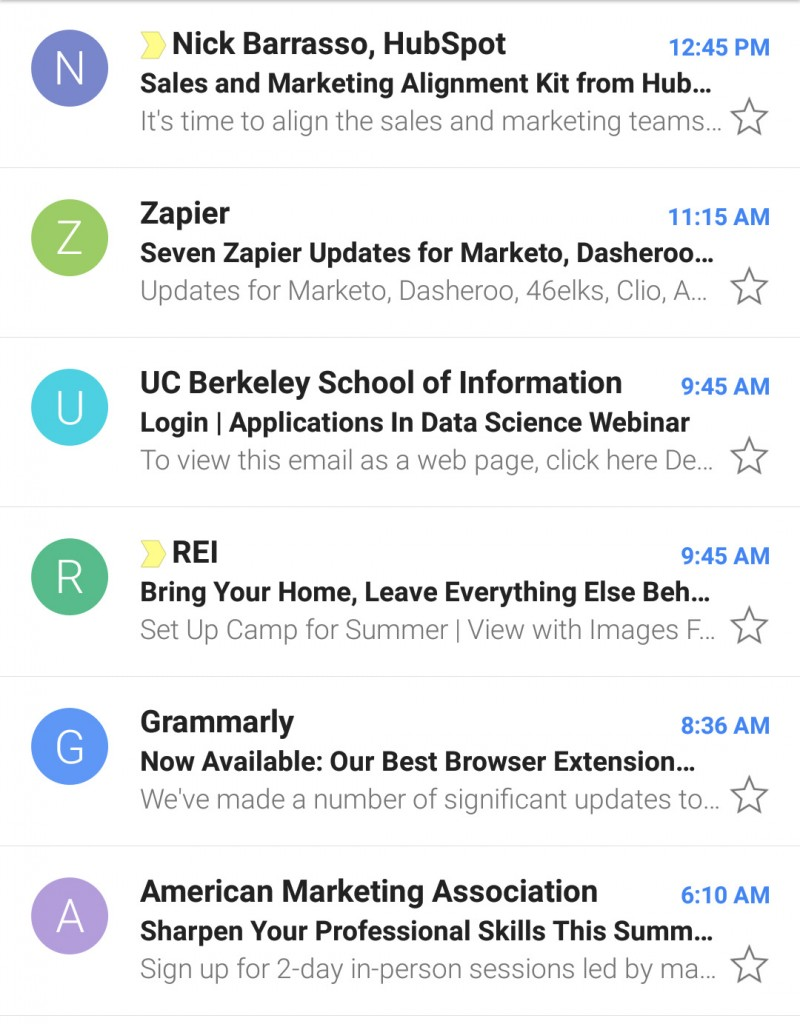 preview text email list building via blog.adstage.io