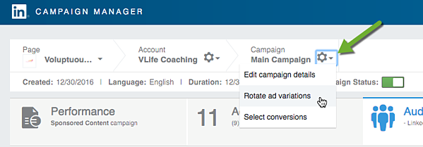 LinkedIn Ad Tests: It's Time to Actually Run One via blog.adstage.io