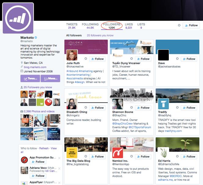 Marketo Followers Twitter Ads via blog.adstage.io