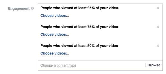 How to Use Video Views for Facebook Ad Retargeting