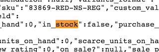 Disable Ads for Out-of-stock Items in Search AdWords Script