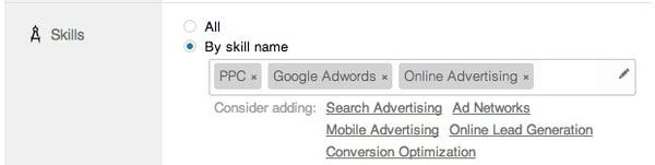 linkedin ads skills
