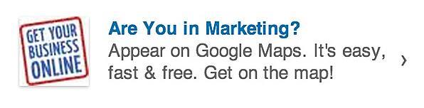 LinkedIn Ad that addresses audience targeting