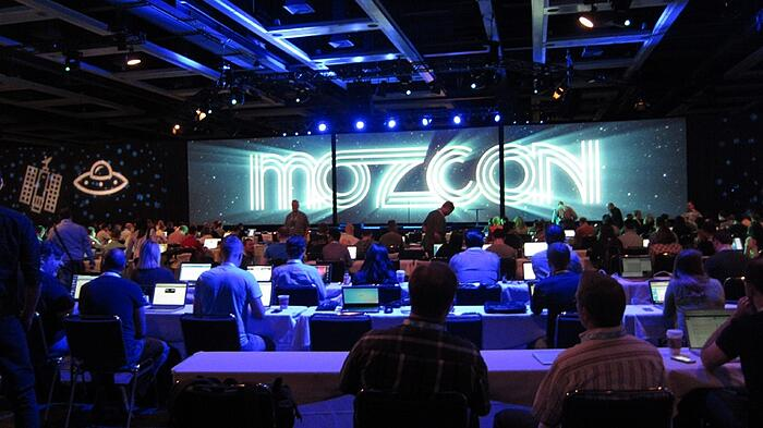 MozCon -- best digital marketing conferences for 2018