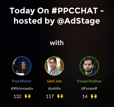 Today on PPCChat