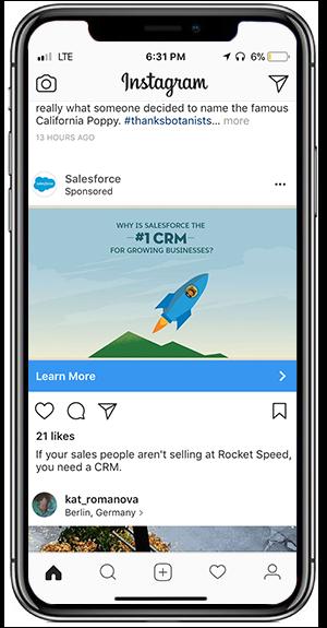 Salesforce InstagramAd 300x575