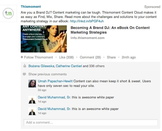 9 Ways to Optimize LinkedIn Sponsored Updates Campaigns